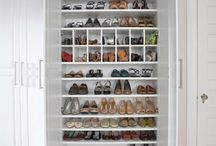 Shoe shelves / Shoe Closet