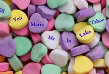 Valentine's Day weddings and proposals / <3 love this day!  Many couples are engaged on Valentine's Day while many more choose this day for their wedding in Lake Tahoe.  Check out ideas, stories and venues for this great day.