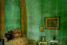 Beautiful Green Int & Ext