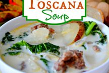 Soups / by Marcia Thornley