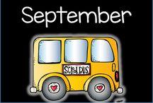 September - Kindergarten Fun
