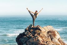 yoga & travel.