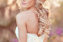 Wedding Hair / photoshoot hair