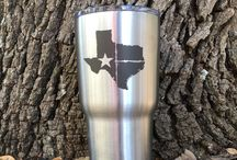 Personalized RTIC Tumblers & Drinkware
