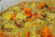 Légumes / Recettes à base de légumes, accompagnements.