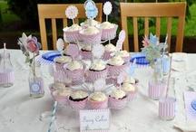 Wonderland Tea Party / Alice in wonderland tea party inspirations