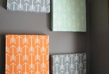 Arrows + decor / by Aprille Hayes