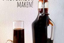 Home made drankjes