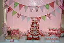 Girl Birthday Party Ideas / Rainbow - Strawberry Shortcake / by Nicole Robertson