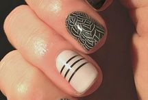 Nail wraps I designed for Jamberry