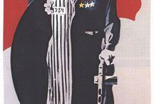 Ζήτω ο ελευθερωτής στρατιώτης (σοβιετική αφίσα του Β´ παγκόσμιου πολέμου)
