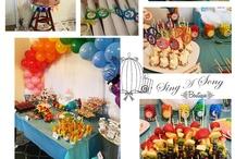 Care Bears Birthday Party / Care Bears birthday party celebration ideas!