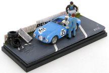 Dioramas race