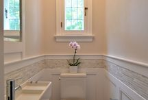 mud room / by Beverly C