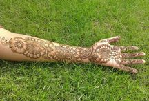 Mehandi! / Make ur skin prettier