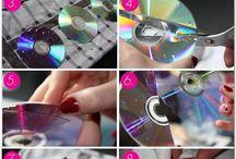CD ile süsleme