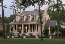 Dream home ideas / Everyone has a different idea of the perfect dream home. In reality, your own home can be a dream home, in the hands of a licensed and certified exterior remodeler. Here are some examples of home exterior styles we like a lot. | EXOVATIONS.COM, Atlanta, Georgia