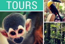 Amazon / Nowhere on Earth can you experience the splendour of nature on its grandest scale than in the Amazon region.