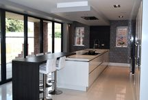 A Kitchen With No Limits / With a spectacular home build project ahead of them, Mr & Mrs Gledhill were able to design their own home around their kitchen desires, ensuring the final result was exactly what they wanted…