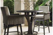 Tommy Bahama Outdoor Furniture / The Tommy Bahama brand of outdoor furniture features upscale collections like deep seating, outdoor dining, outdoor bar height & counter height seating, chaise lounges, fire pits and more.