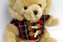 Scottish Cuddly Toys / We have a great range of Scottish cuddly toys here at Scotland's Bothy Aberdeen