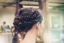 Penteados / Penteado feito pela Diandra Carvalho