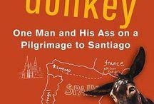 Camino: Memoirs / Books (mostly memoirs) about the Camino de Santiago