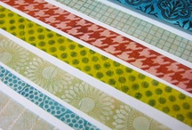 All About Washi Tape And Stamp Crafts