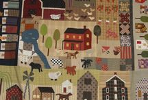 Quilts I'd Like to make