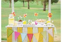 Party Ideas / by Melanie Collette