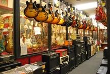 Guitars / by Guitar Showcase