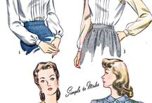 Sewing xo! / Projects ideas x for mwah