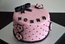 Gâteaux femme