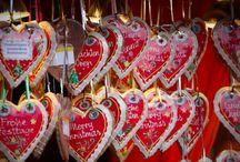 Dulce Navidad / Articulo sobre los 10 mejores mercadillos navideños en Europa:  http://www.hostelsclub.com/es/magazine/los-10-mejores-mercadillos-navidenos-que-debes-visitar-en-europa