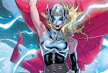 Jane Foster aka Thor