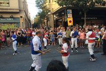Fiesta  de Gràcia 2016