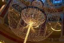 Christmas Decorations at intu Trafford Centre
