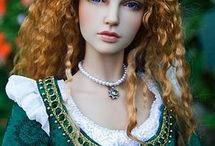 Beautiful BJD dolls