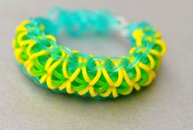Love me some (rainbow) loom!! / by Kara Norris