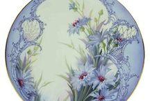Mooie bordjes / Mooi aardewerk