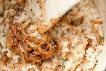 Quinoa, Rice, Grains / by Madison Ricci