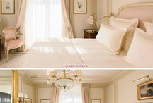 INTERIOR BEDROOM FRANCE CLASSIC