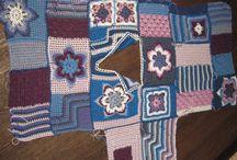 Crochet bluz