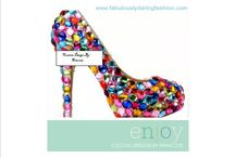 Wedding Heels Pumps / It's your special day, yes your wedding, and you are unsure what shoes to buy. You should go with something creative and unique. Custom Wedding shoes will add a nice flare to your shoe game and you can even start a lovely shoe collection. Custom Wedding Shoes will definitely make you the star of your wedding! Eshays, LLC