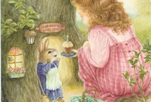 SUSAN WHEELER / Beautiful Illustrations !! I grew up with these books and was in awe of the characters'. Memories ( sigh ! )