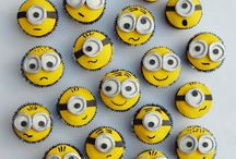 Despicable me / minions!!!!!!!!!!!!!!!! i love them