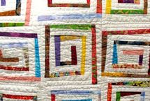 Scrappy quilts