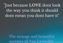 CITÁTY Z KNIH / Naše oblíbené citáty, které jsme posbírali v našich oblíbených knihách. Kochejte se, inspirujte se, sbírejte moudrost. <3