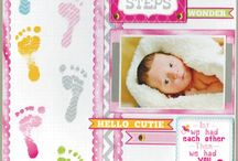 Scrapbooking! / by Christina Shuster