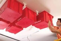 Oppbevaring - storage. Smarte idear / Idear og løysingar når det gjeld oppbevaring